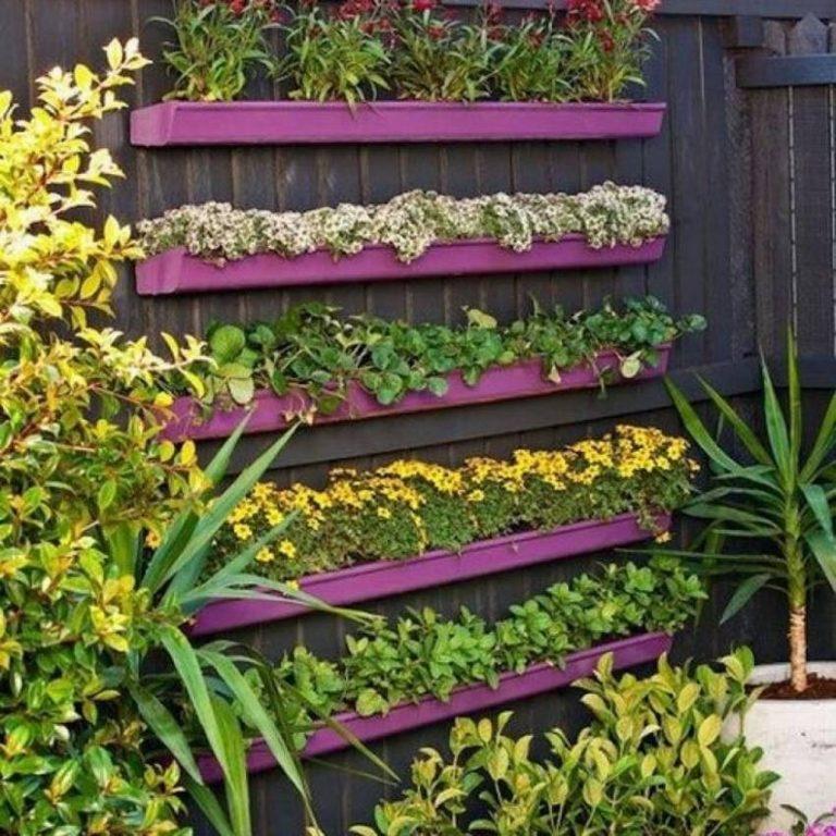 idées de bricolage pour créer de beaux jardins fleuris