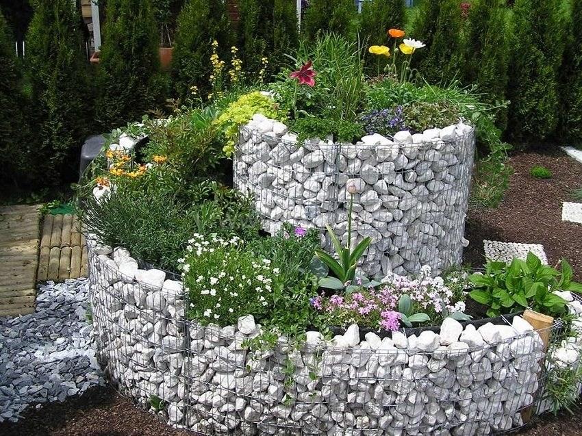 flowerbed الطبقات - لمحة عامة عن الأنواع الرئيسية