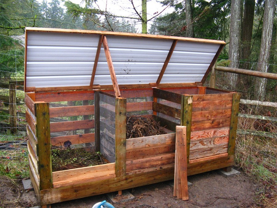 How to make a compost pit