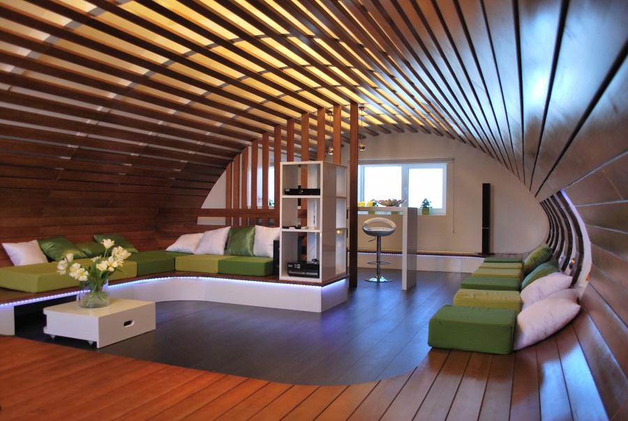 منزل التصميم الداخلي الخاص