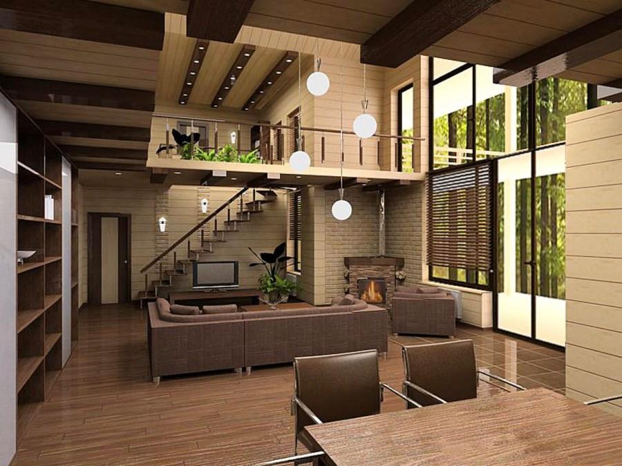 التصميم الداخلي للمنزل 2019 - 100 صورة من أفضل التصميمات الداخلية