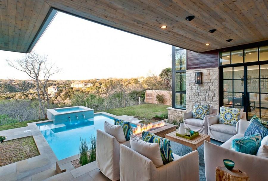 صورة الداخلية الحديثة المنزل